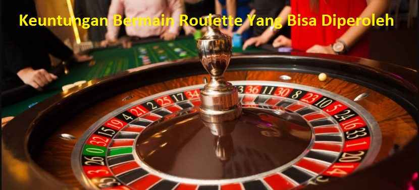 bermain roulette